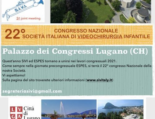 Nuova pagina congresso SIVI